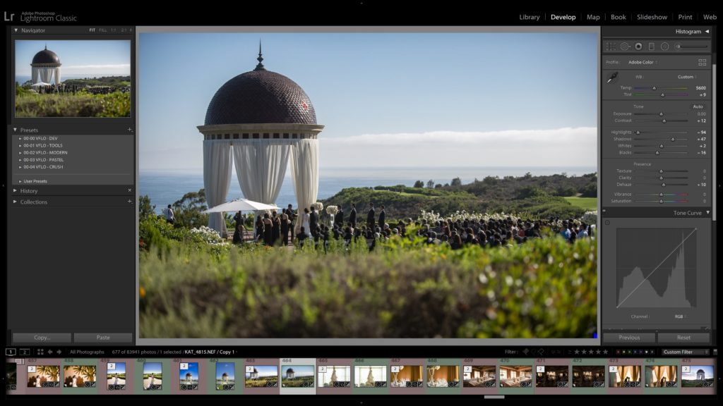 Lightroom Curves 13 dynamic range shadows highlights recovery